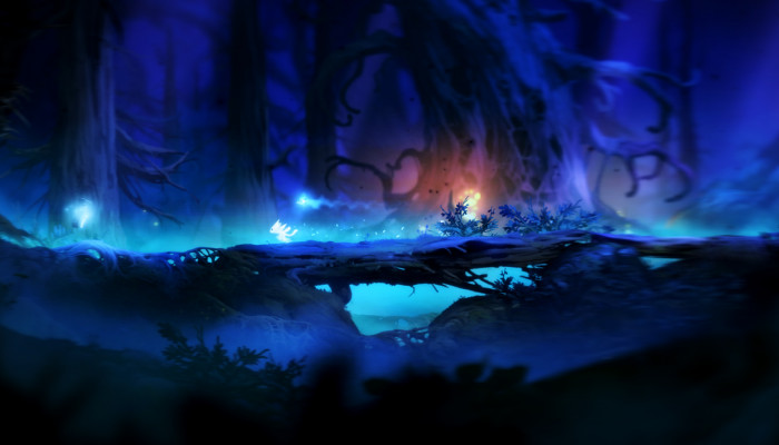 к игре Ori and The Blind Forest