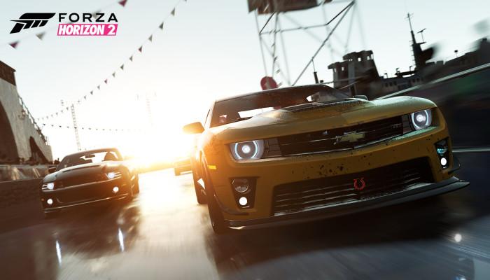 к игре Forza Horizon 2
