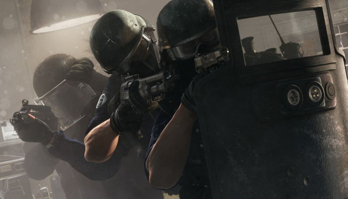 к игре Tom Clancy's Rainbow Six Siege