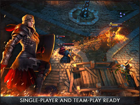 к игре Witcher: Battle Arena, The