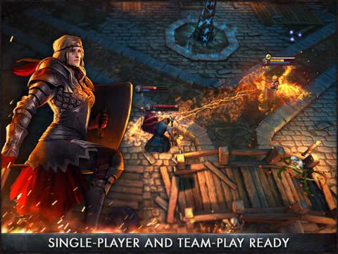 к игре Witcher: Battle Arena, The