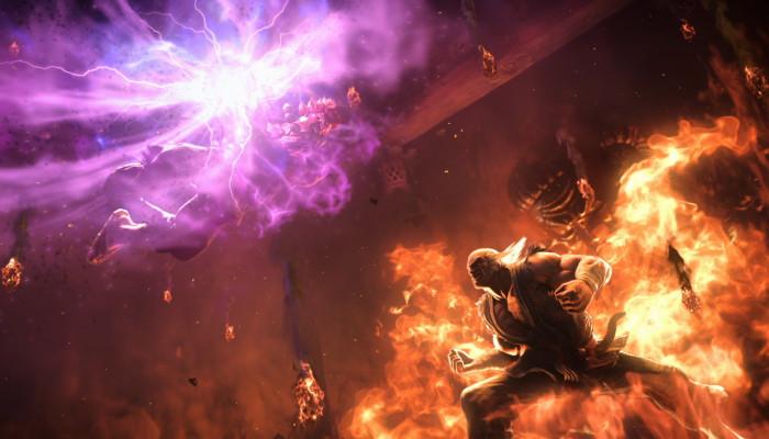 к игре Tekken 7