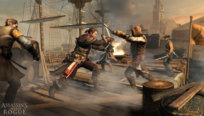 к игре Assassin's Creed Rogue