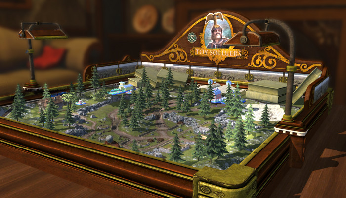 к игре Toy Soldiers: War Chest