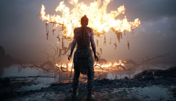 к игре Hellblade: Senua's Sacrifice