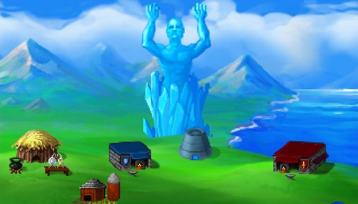 к игре Heroes of a Broken Land