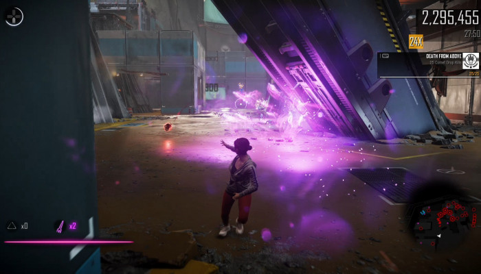 к игре inFamous: First Light