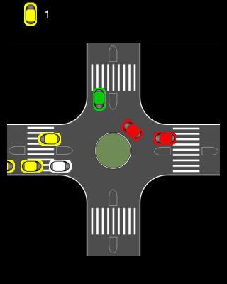 к игре Roundabout