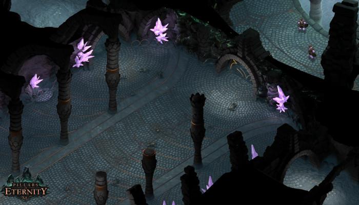 Скриншоты из игры Pillars of Eternity