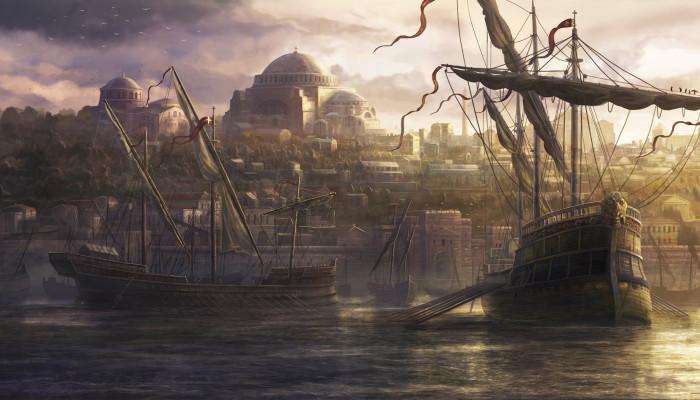 к игре Total War: Attila