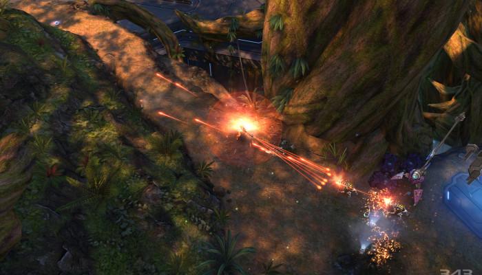 к игре Halo: Spartan Strike