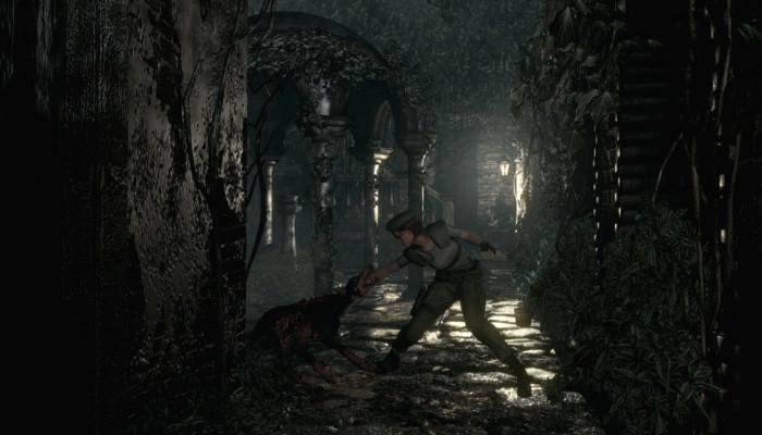к игре Resident Evil HD Remaster