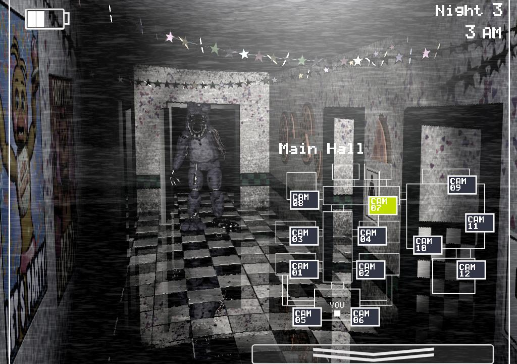 Five Nights At Freddy S скачать трейнер для - фото 11
