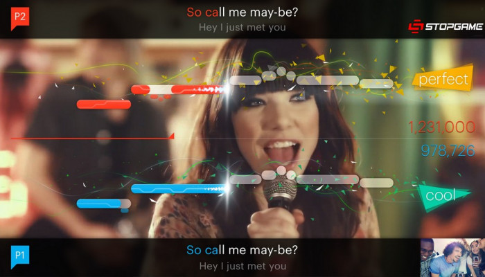 к игре SingStar: Ultimate Party
