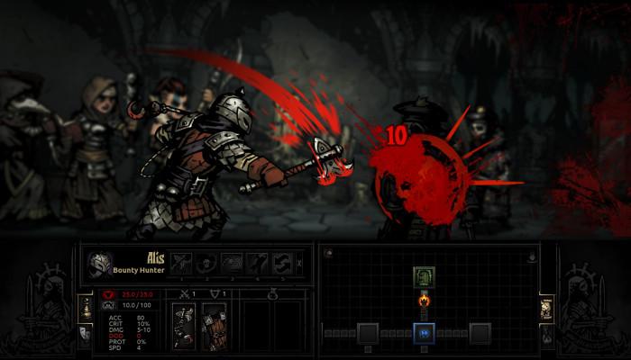 к игре Darkest Dungeon