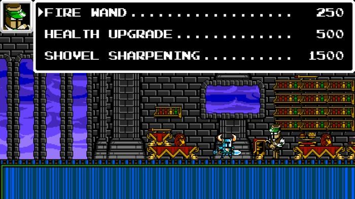 к игре Shovel Knight