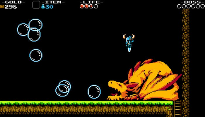 к игре Shovel Knight