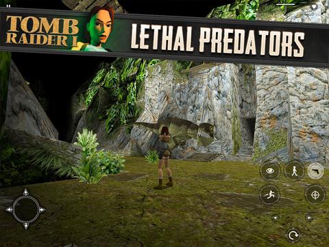 к игре Tomb Raider 2 (Mobile)