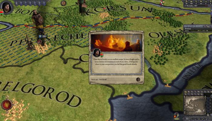 к игре Crusader Kings II: Way of Life