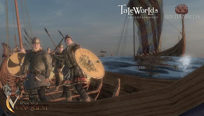 Mount & Blade: Warband - Viking Conquest - скачать бесплатно торрент.