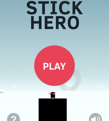 к игре Stick Hero