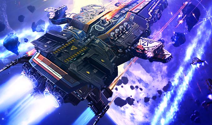 к игре COG: Clash of Galaxy