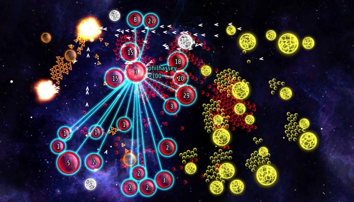 к игре Galcon 2: Galactic Conquest