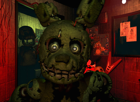 к игре Five Nights at Freddy's 3