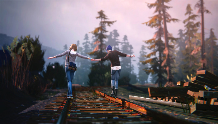 к игре Life is Strange: Episode 2 - Out of Time