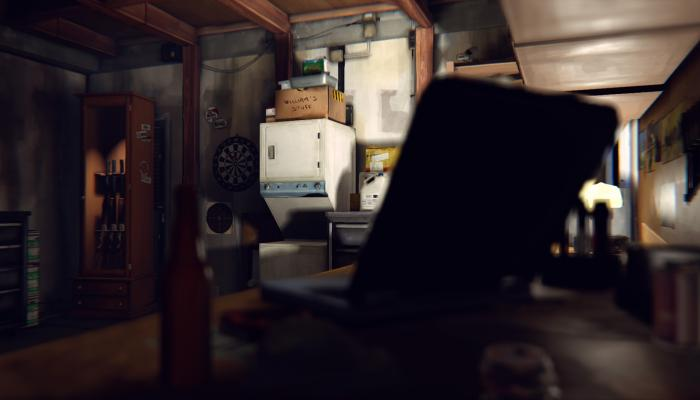 Скриншоты из игры Life is Strange: Episode 4 - Dark Room