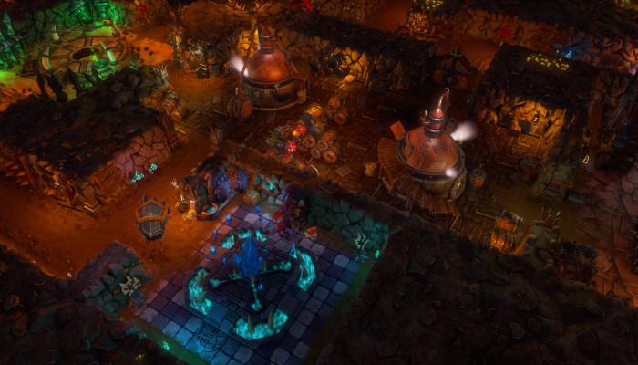 к игре Dungeons 2