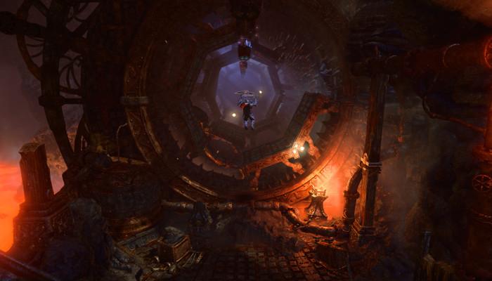 к игре Trine 3: The Artifacts of Power