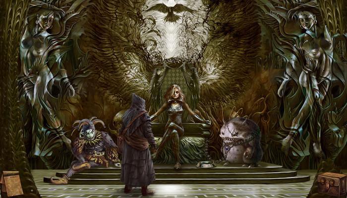 к игре Tormentum: Dark Sorrow