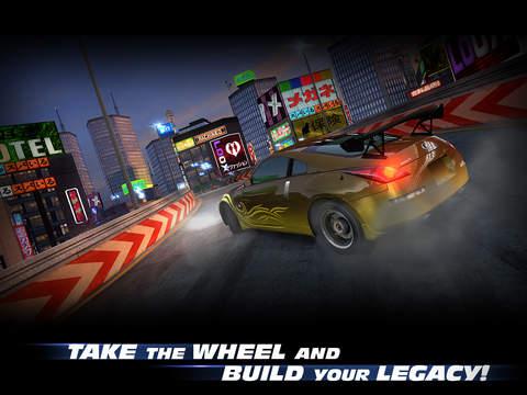 к игре Fast & Furious: Legacy