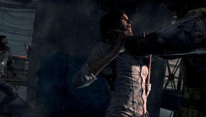 к игре Evil Within: The Consequence, The