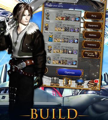 к игре Final Fantasy Record Keeper