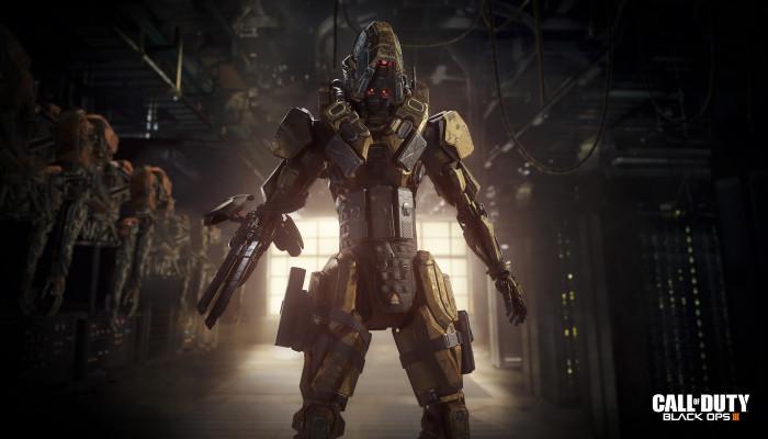 к игре Call of Duty: Black Ops III