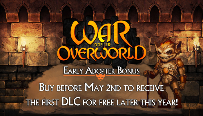 к игре War for the Overworld
