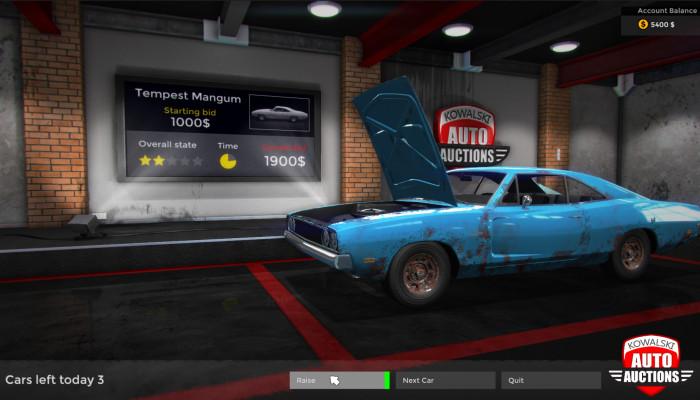 к игре Car Mechanic Simulator 2015