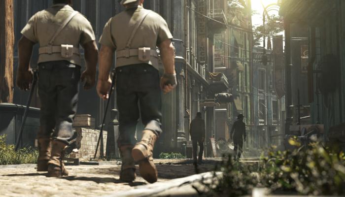 к игре Dishonored 2