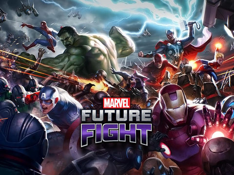 к игре Marvel Future Fight