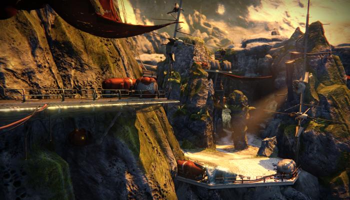 к игре Destiny: House of Wolves