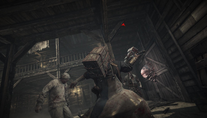 к игре Evil Within: The Executioner, The