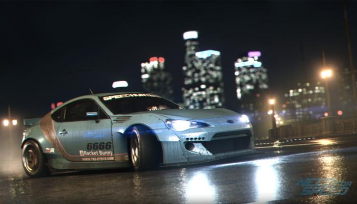 к игре Need for Speed
