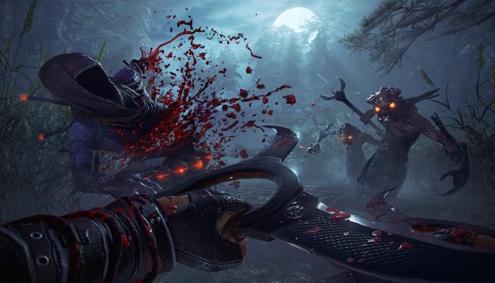 к игре Shadow Warrior 2