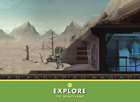 к игре Fallout Shelter