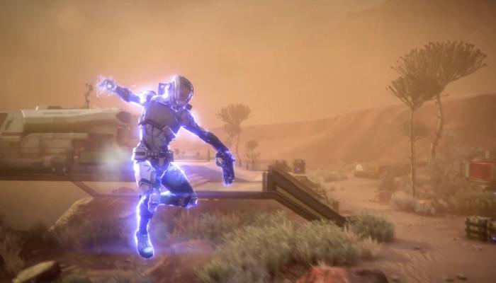 к игре Mass Effect: Andromeda