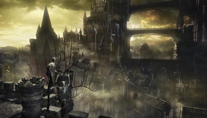 Скриншоты из игры Dark Souls III