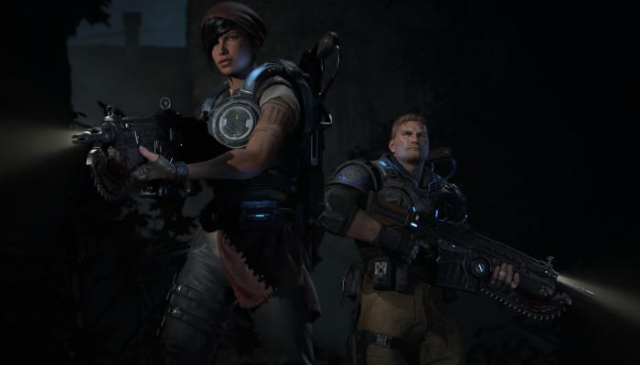 к игре Gears of War 4