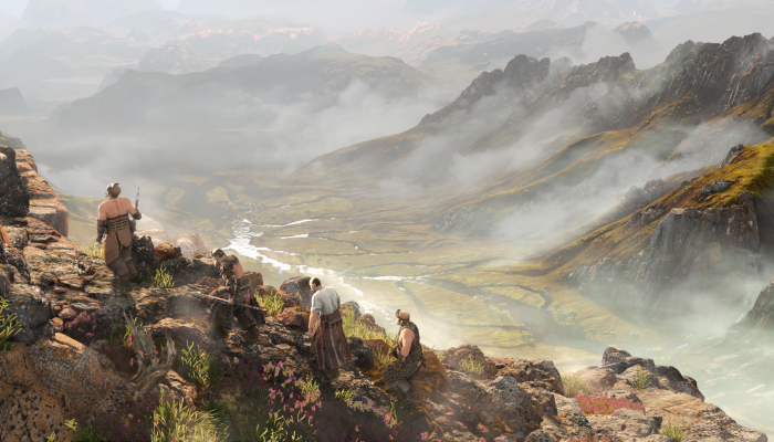 к игре Horizon: Zero Dawn